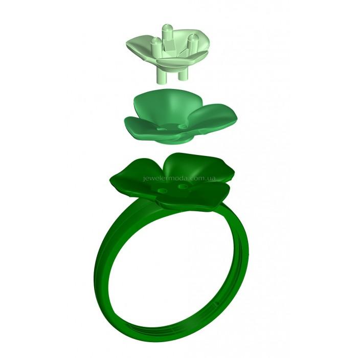 кольцо 004 970