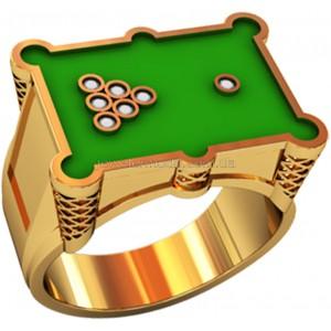 кольцо 007 070
