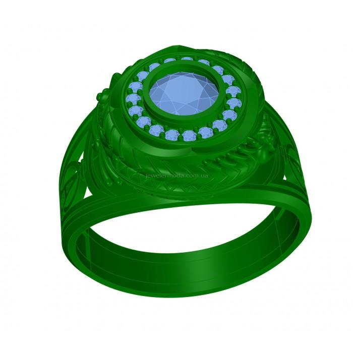 кольцо 007 710