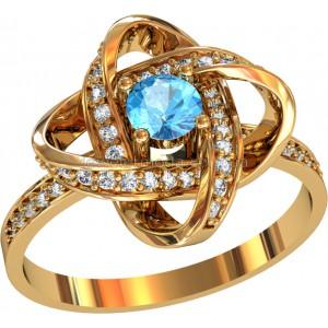 кольцо 005 110